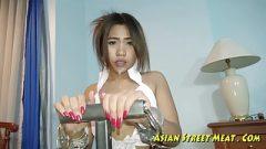 Bangkok, Hnědá Holka Chce Sex za Peníze
