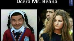 Dcera Mr Beana
